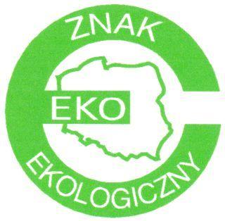 "znak ekologiczny ""EKO"""