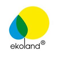 Ekoland - znak ekologiczny najlepiej rozpoznawalny w Polsce symbol przeznaczony dla ekologicznej żywności. Przyznaje go Polskie Stowarzyszenie Producentów Żywności Metodami Ekologicznymi.