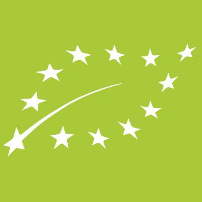 Znak Euroliść czyli znak przyznawany przez Komisję Europejską dla produktów ekologicznych w Unii Eropejskiej.